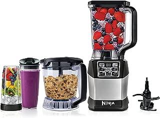 Nutri Ninja BL494 1200W Kitchen System Blender with Auto-iQ Boost - (Renewed)