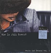 Who Is Jill Scott?: Words and Sounds, Vol. 1 [Vinyl]