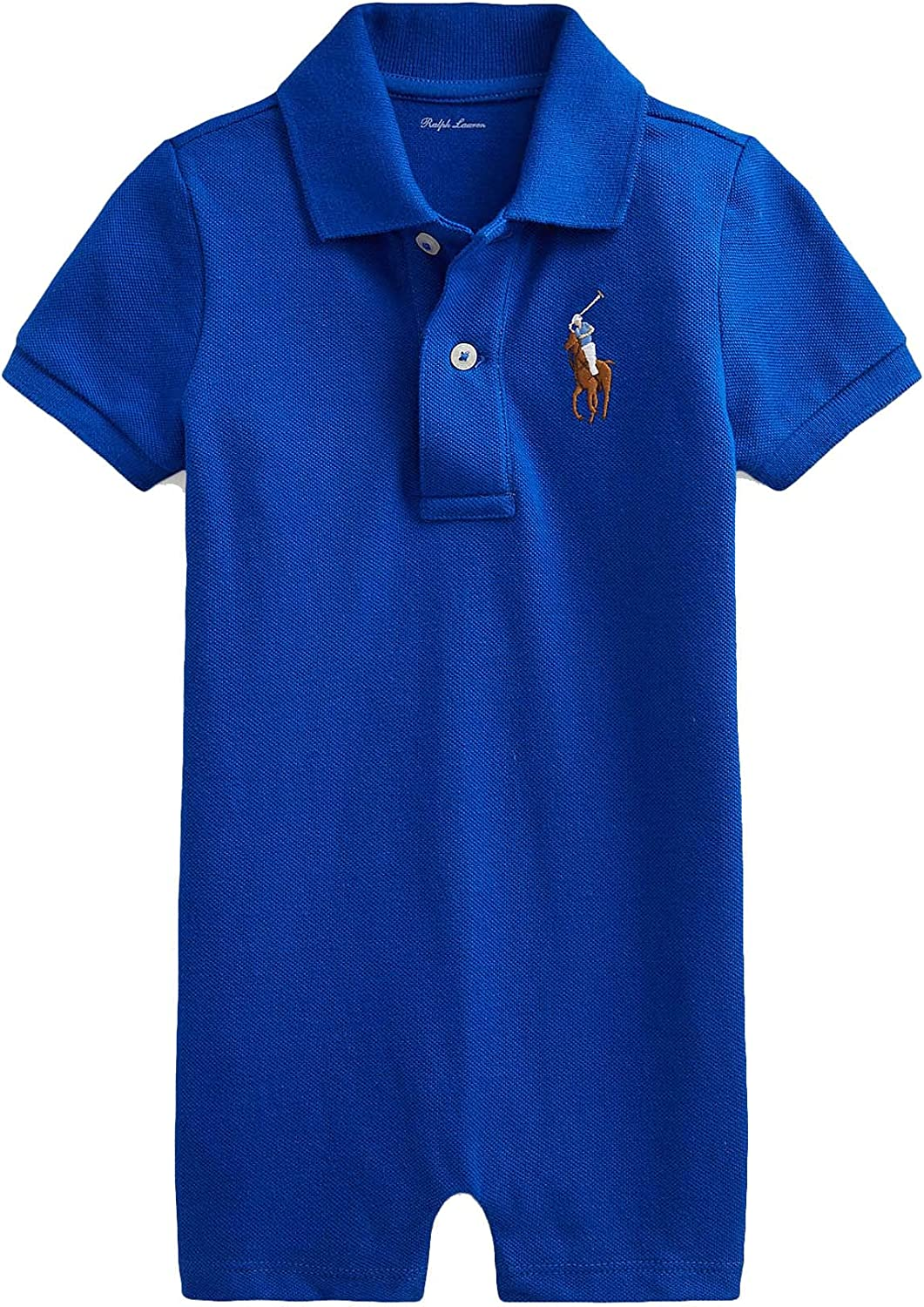 Polo Ralph Lauren Boys Classic Fit Mesh Polo Shirt : Clothing, Shoes & Jewelry