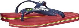 Havaianas Brasil Logo Unisex Flip Flops