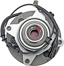 CRS NT515046 New Wheel Bearing Hub Assembly, Front Left (Driver)/ Right (Passenger), for 2004-2005 Ford F150, 4WD, w/ABS