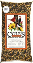 Cole's BH20 Blazing Hot Blend Bird Seed, 20-Pound