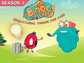 Dr. Binocs Show Educational Videos For Kids
