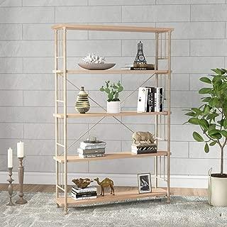 16 shelf bookcase