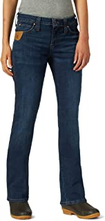 Wrangler Riggs Workwear Women 5 Pocket Boot Cut Jean