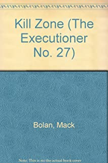 Kill Zone (The Executioner, Book 127)