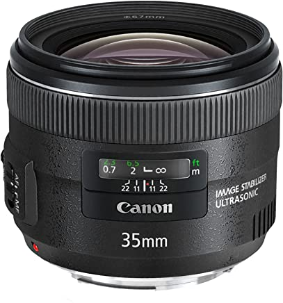 Canon EF 35mm F/2IS USM lente gran angular–Parent ASIN