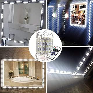 LED Storefront Lights,Pomelotree 40ft 80 Pieces Waterproof led window lights for Letter Sign Advertising Signs LED Light module,4 Set 5050 SMD LED Module (White light)