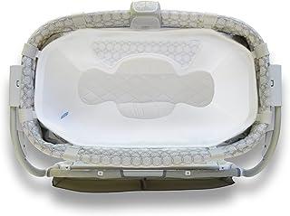 MySnuggly Newborn Bassinet Insert for Ingenuity Bassinets   Safe Real Cuddling Feeling for Better Sleep   Patent Pending