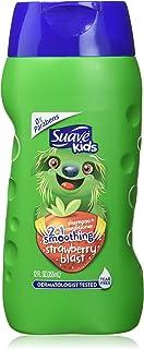 Suave Kids 2 in 1 Shampoo Smoothers Strawberry for Kids 12 oz Shampoo