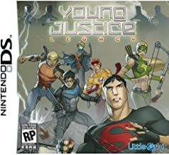 Young Justice: Legacy - Nintendo DS