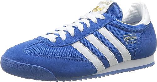 Adidas Originals Dragon, Baskets homme, Bleu (Bluebird/), 40 EU ...