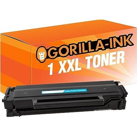 Gorilla Ink 1 Toner Xxl Kompatibel Für Samsung Mlt D111s Mlt D111l Xpress M2020 M2020w M2021 M2021w M2022 M2026 M2070 M2070f M2070fw M2070w M2071w Bürobedarf Schreibwaren