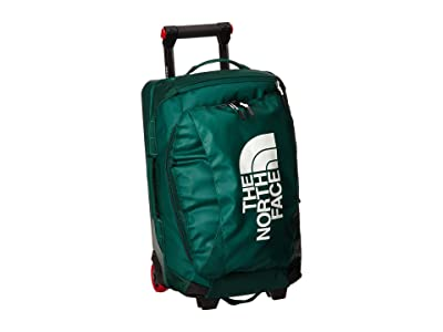 The North Face Rolling Thunder 22 (Night Green/Tin Grey) Luggage