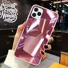 URFEDA Compatibel met iPhone 11 Pro Max telefoonhoesje Diamond Glitter Case met spiegeleffect Sparkly Bling TPU Siliconen...