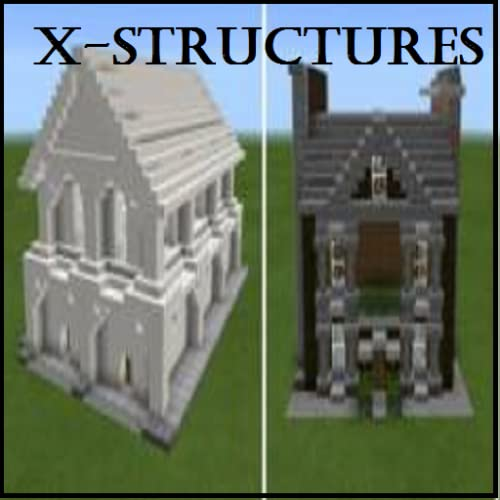 X-Structures Addon for Minecraft PE