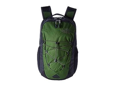 The North Face Jester (Garden Green/Asphalt Grey) Backpack Bags
