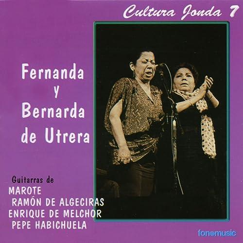 Cantiñas de Pinini (cantiñas) de Fernanda y Bernarda de ...