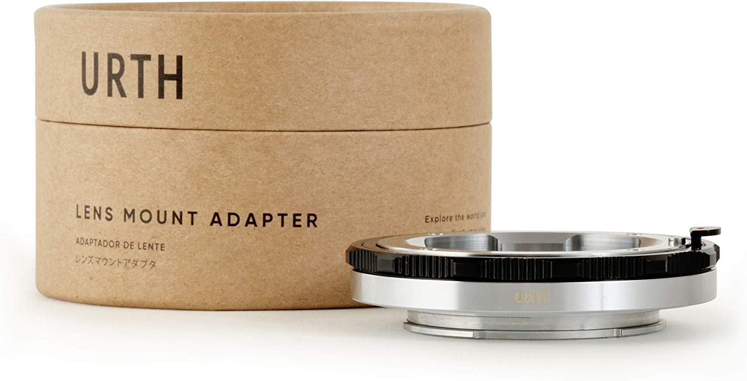 Compatible with M42 Lens and Sony E Camera Body Urth x Gobe Lens Mount Adapter