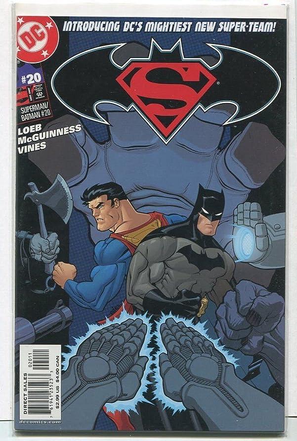 Superman/Batman #20 NM 2005 DC Comics CBX9B