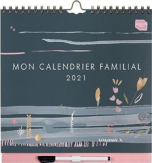 Amazon.fr : organisateur familial   Calendriers, agendas et