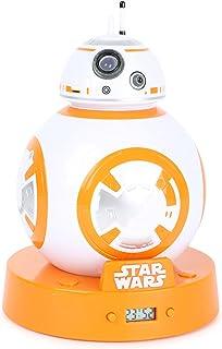 Joy Toy Star Wars - Reloj Despertador Digital con LCD y