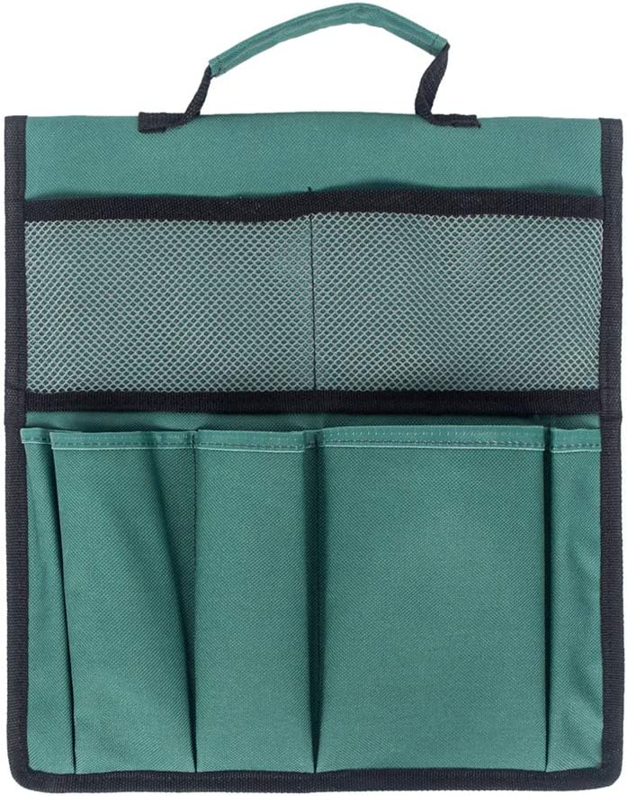 hebaotong Garden Kneeler Seat Tool Bags, Portable Garden Tool St