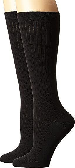 Everyday Knee Socks 2-Pack