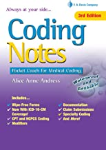 Coding Notes: Pocket Coach for Medical Coding