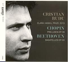 Chopin: 24 Preludes. Beethoven: 7 Bagatelles
