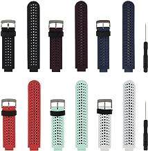 Replacement Smart Wrist Watch Accessory Band Strap for Garmin Forerunner 220/230/235/620/630/735XT/235Lite