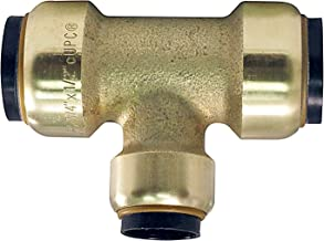 Tectite Push-To-Connect Tee, FSBT343412