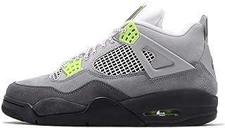 [ナイキ] エアジョーダン 4 レトロ SE IV メンズ バスケットボール シューズ Air Jordan 4 Retro SE Neon CT5342-007 [並行輸入品]