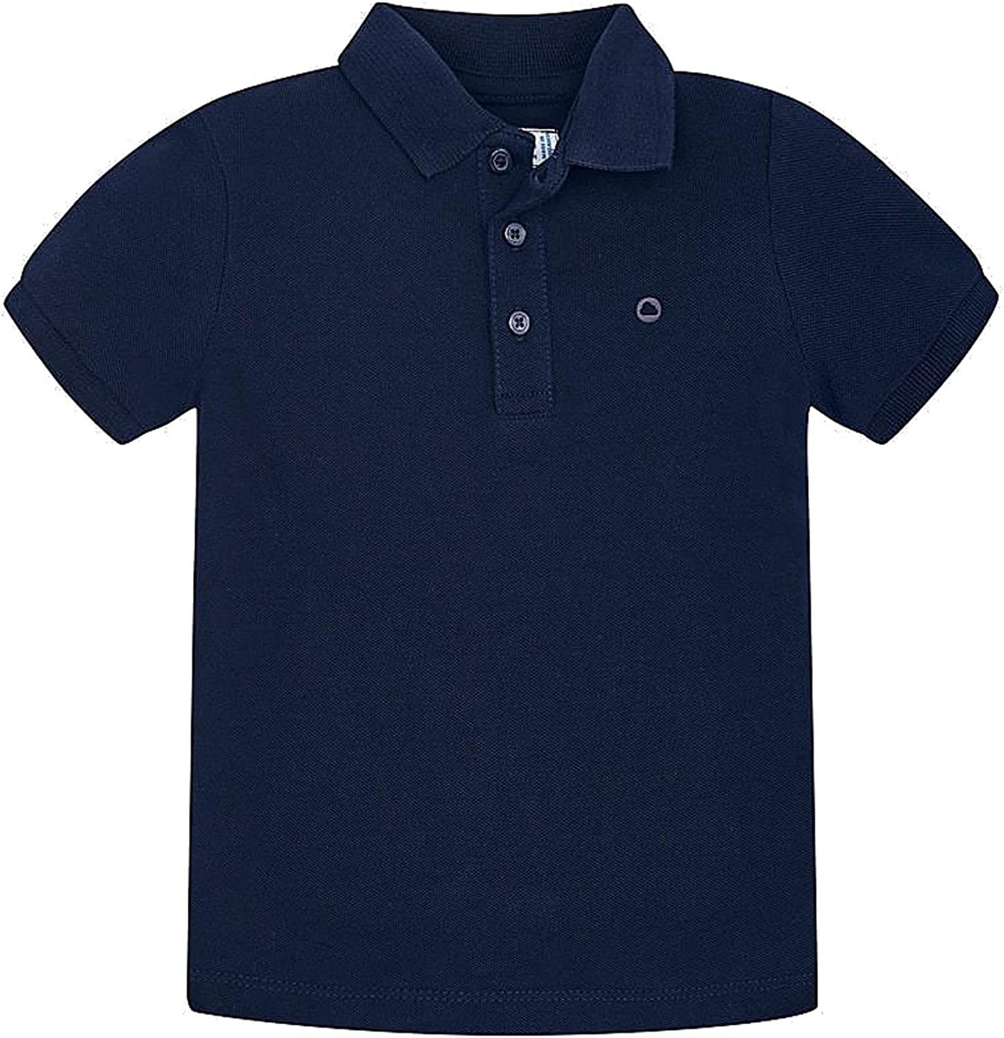 Mayoral - Basic s/s Polo for Boys - 0150, Navy
