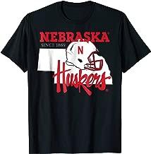 Nebraska Cornhuskers Football Ultimate Husker Fan T-Shirt