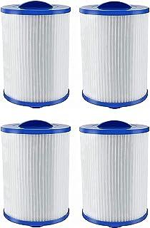KTMAID Spa filterpatroon, whirlpoolfilter, cartridgefilter, voor Pleatco PWW50 whirlpool-filter, voor Unicel 6CH-940, filt...