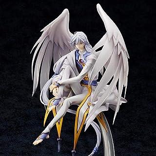 36cm Tsukishiroyukito Garage Kit Figure Anime Model Kits Cardcaptor Sakura Inquisitor Tsukishiro Yukito YUE Anime PVC Anim...