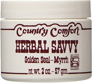 Country Comfort Salve Gold/Myrrh 2 Oz