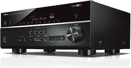 Yamaha MusicCast RX-V685 - Receptor AV, Color Negro