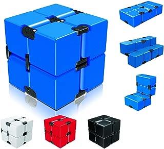 Ganowo Sensory Fidget Cube Infinity Toys EDC Fidgeting Game for Kids Teens Boys Adults