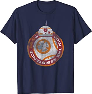 BB-8 Episode 7 Join the Resistance Graphic T-Shirt