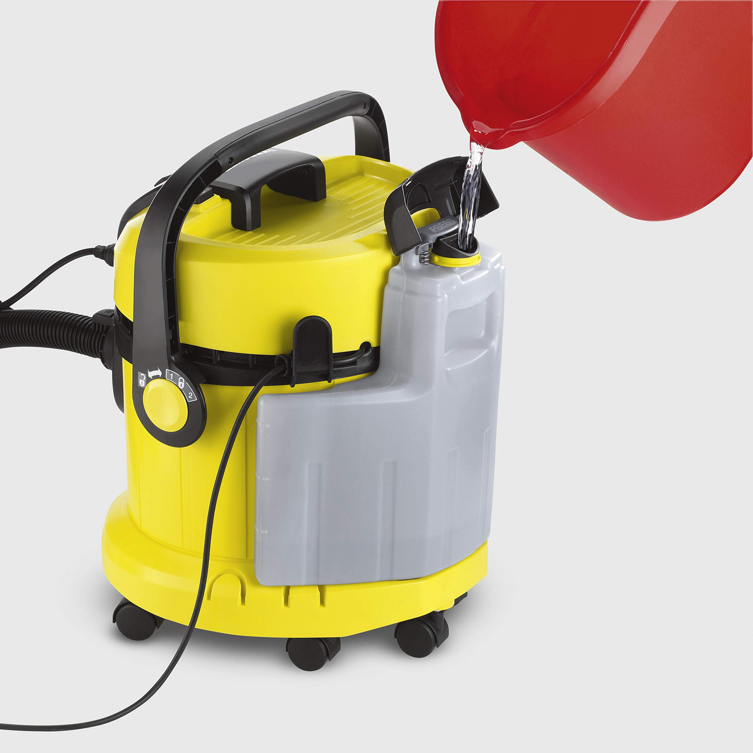 Kärcher SE 4002 - Lava-aspirador, 2 en 1 Pulverización y Aspiración: Amazon.es: Hogar