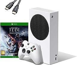 Microsoft - Xbox Series S 512 GB All-Digital Console (Disc-Free Gaming) Bundle Star Wars: Jedi Fallen Order for Xbox One ...