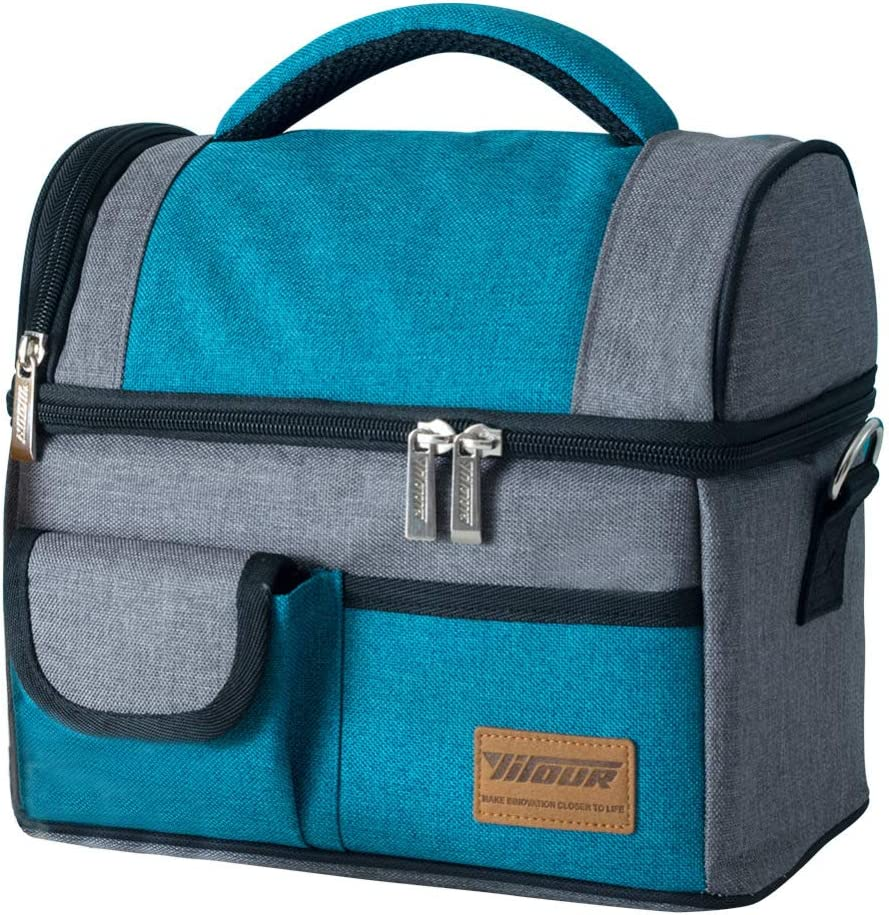 70% OFF Colorado Springs Mall Outlet FKDG Insulation Bag Lunch Picnic Foldable Leak-Proof