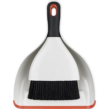 OXO Good Grips Dustpan and Brush Set,White,1
