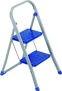 Kesper Escalera Plegable Plegable 1 pcs 31 x 22 x 39 cm Azul y Negro