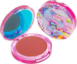 Lime Crime Softwear Blush, Gigabyte BB - Blendable, Buildable Neutral Blush Color - Cream-to-Powder Formula - Weightless S...