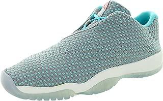 Jordan Kids Air Jordan Future Low GG Wolf Grey/Ht Lv/Td Pl Bl/White Casual Shoe 4 Kids US
