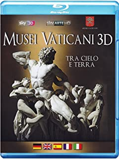 The Vatican Museums Musei Vaticani Reg.A/B/C Italy