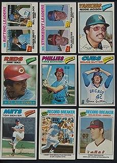 Best reggie jackson 1977 topps card Reviews